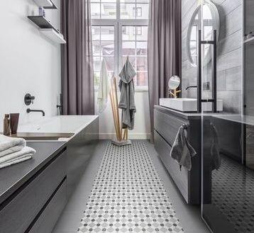 Revêtement de salle de bains | Charmes Céramique